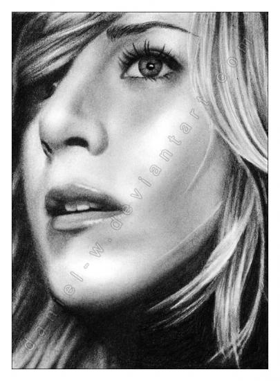 Jennifer Aniston by daniel-w